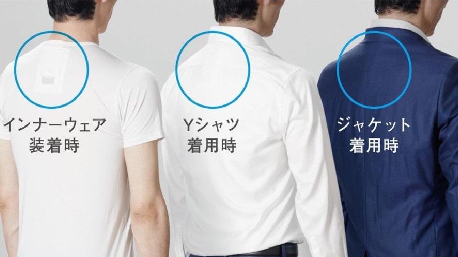 camiseta con iot
