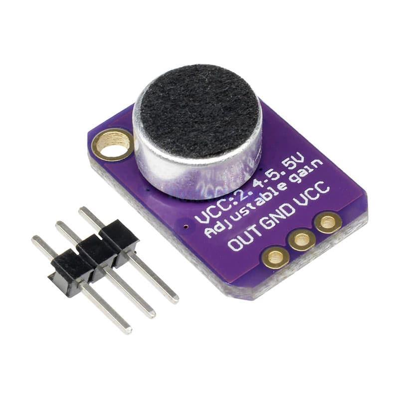 Sensor de audio